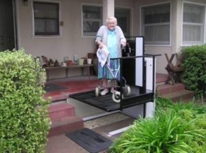 Disabled Home Access