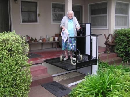 Disabled Home Access: DSLC Home Access Modification program