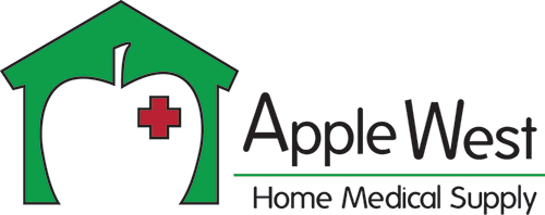 Apple West logo