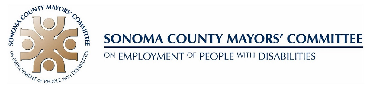 Sonoma County Mayor's Committee om Employment of People with Disabilities