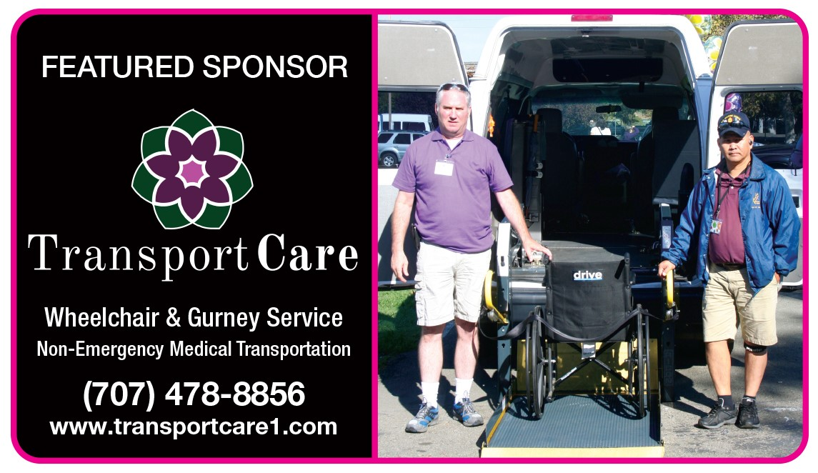 Transport Care Wheelchair & Gurney Service 707-478-8856