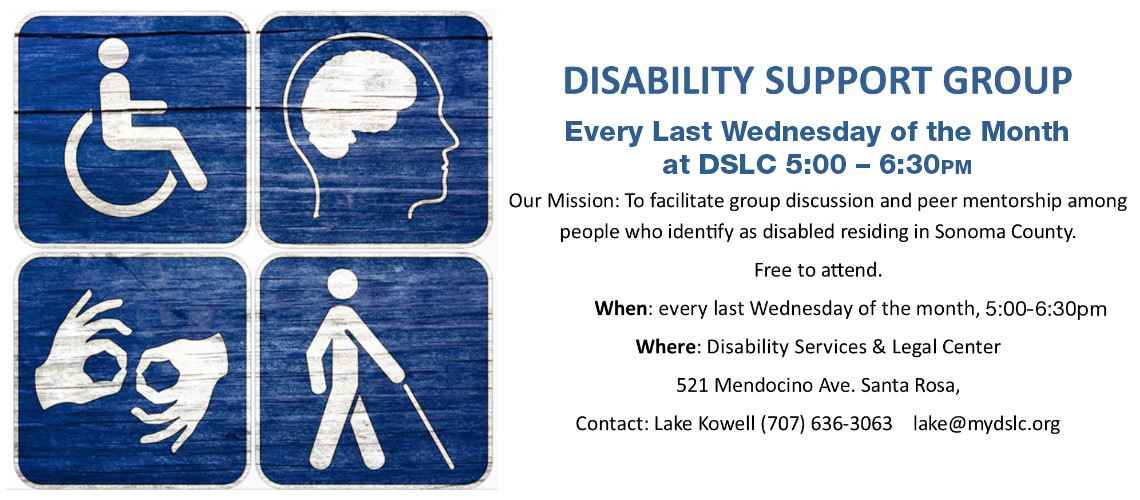 DSLC Peer Support Group