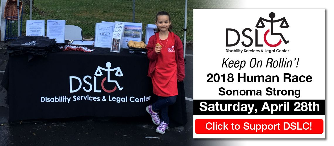 SUPPORT DSLC IN HUMAN RACE!