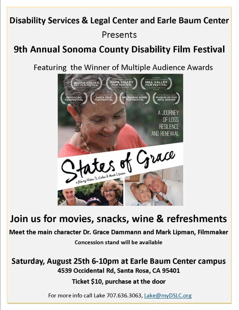 Disability Film Festival 2018