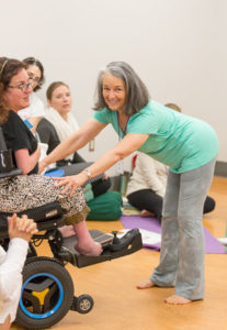 AXIS Yoga For Everybody - 02/14, 02/21, 03/21 @ Malonga Casquelourd Center for the Arts