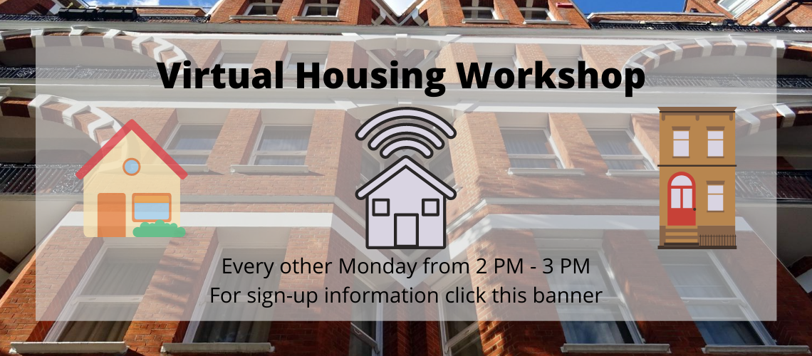 DSLC Virtual Housing Workshop